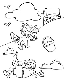 jack-and-Jill-Nursery-Rhyme-Coloring-Page
