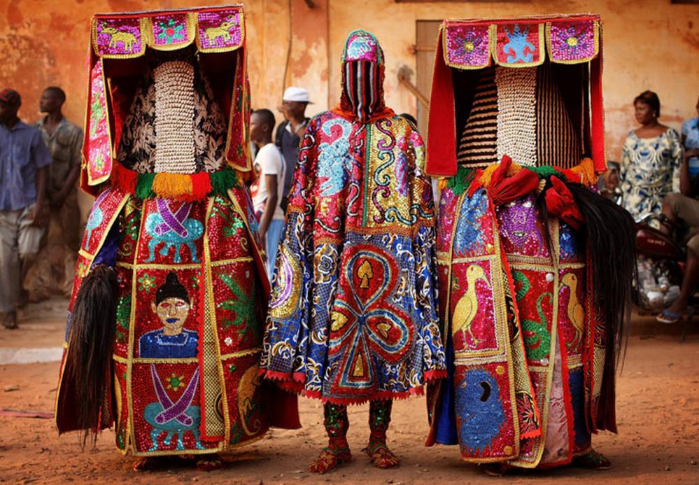 african-masquerade