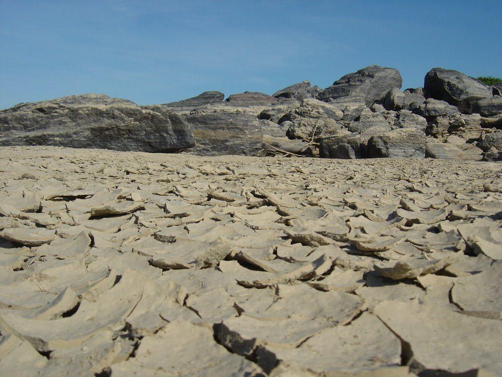 river dry
