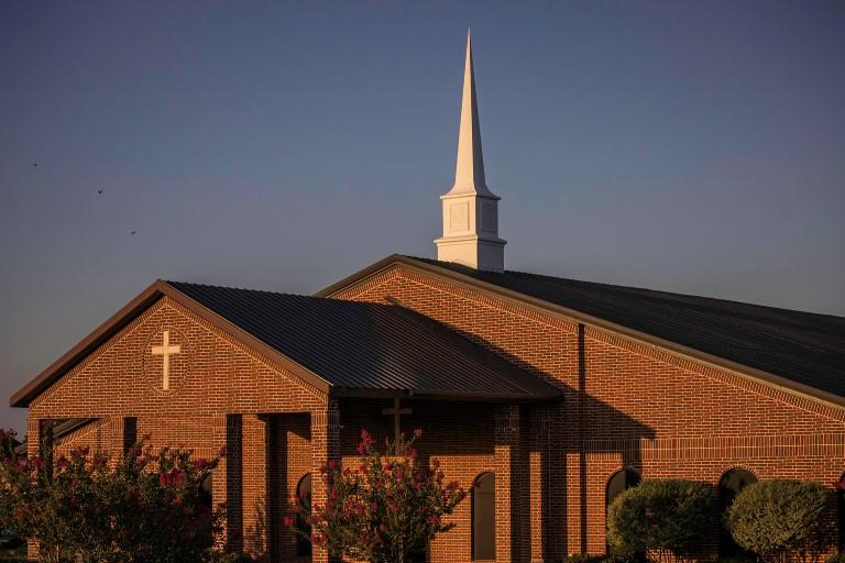 Church+Building+Golden+Hour