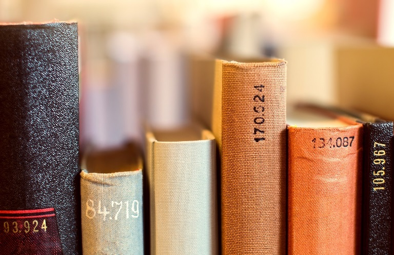 books-with-numbers